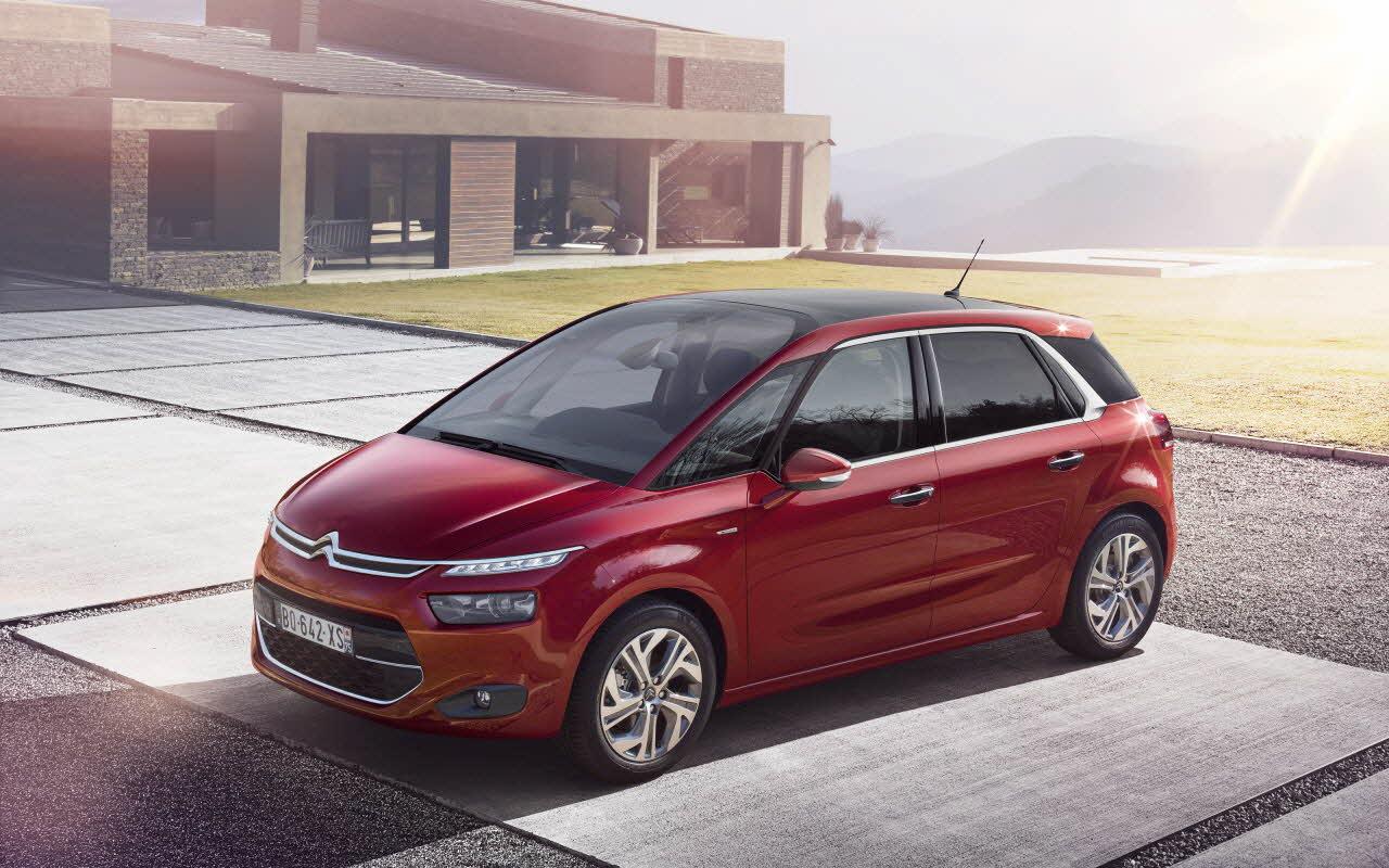 Nouveau Citroën C4 Piccaso : Infos et prix
