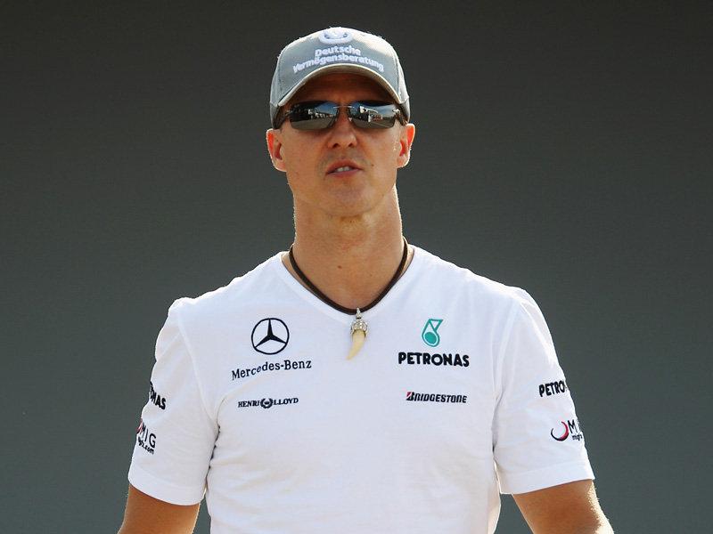 Michael Schumacher ambassadeur Mercedes