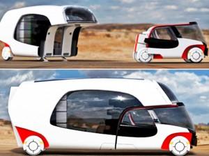 colim un concept associant une voiture et une caravane blog auto. Black Bedroom Furniture Sets. Home Design Ideas