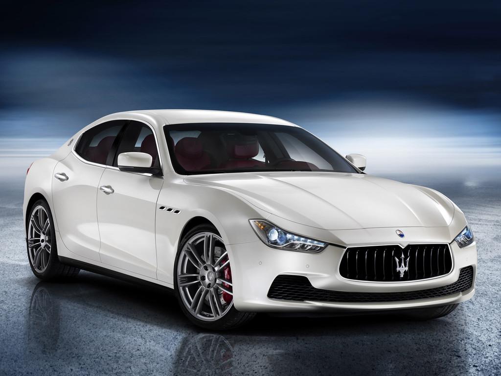 Maserati Ghibli 2013 diesel