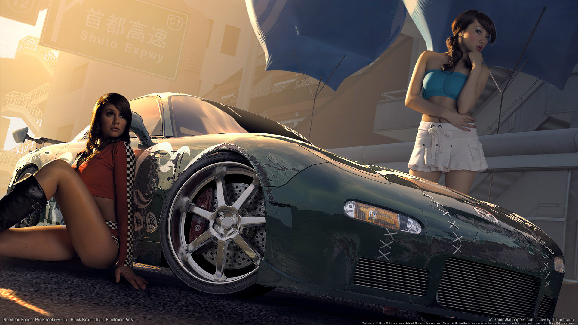 Need for Speed Underground Reboot 2013