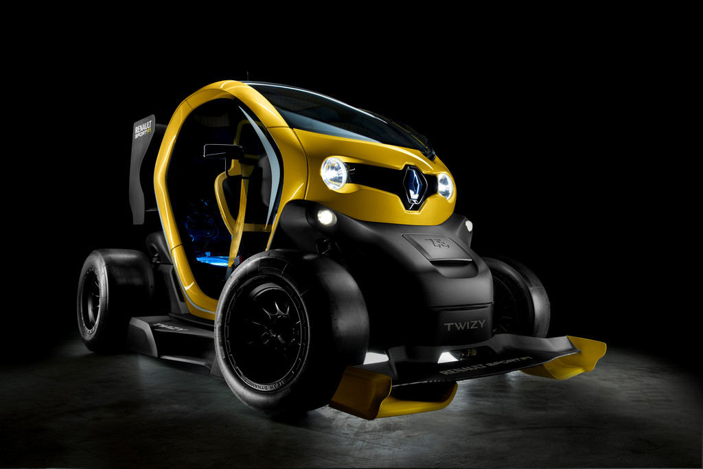 Twizy Renault Sport F1 concept 2013