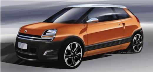 Renault 5 Le Car sortie