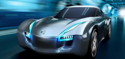 Nissan Esflow, la voiture sportive 100% électrique