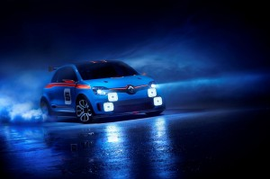 La Renault Twin'Run concept