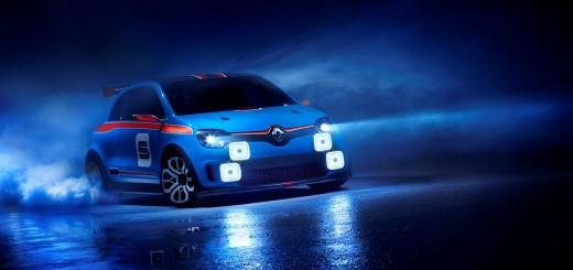 La Renault Twin'Run concept