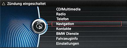 Système de reconnaissance vocal BMW