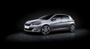 Nouvelle Peugeot 308 2013