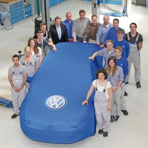 Teaser Volkswagen Golf GTI