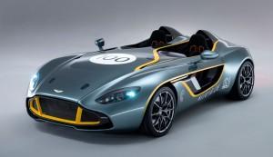 Aston Martin CC100 Speedster Concept 2013 pour ses 100 ans