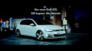 Volkswagen Golf 7 GTI TV Spot