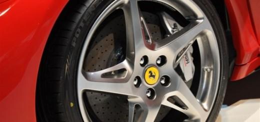 La nouvelle Ferrari 458 Scuderia au salon de Francfort 2013