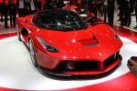 Ferrari LaFerrari F150 au Salon de Genève