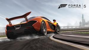 Jaquette Forza Motorsport 5 sur Xbox One