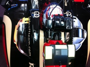 Grand Prix de Monaco : Daft Punk  monoplaces Lotus F1 Team