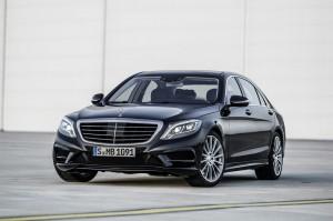 Nouvelle Mercedes Classe S 2013