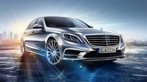 Mercedes-Benz Classe S scoop