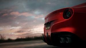Teaser Ferrari NFS Rivals sur PS4 et Xbox One Ferrari