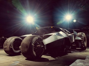 Tumbler : Batmobile au Gumball 3000