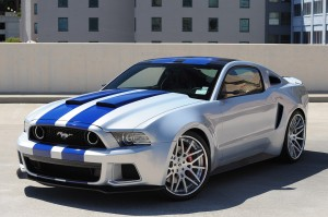 Ford Mustang Shelby GT 500 : Need for Speed le film