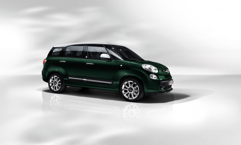 fiat 500l living 7 places au programme actu auto. Black Bedroom Furniture Sets. Home Design Ideas