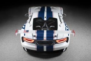 Nouvelle SRT Viper GT3-R présentée aux 24h du Mans