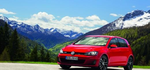 Nouvelle Volkswagen Golf 7 GTD