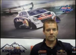 Live chat avec Sébastien Loeb pour Pikes Peak 2013