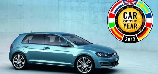 "Volkswagen Golf 7 ""Voiture de l'année 2013"""