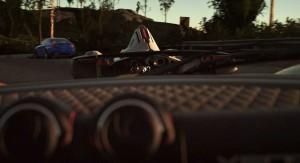 Drive Club sur Playstation 4 : Vue cockpit