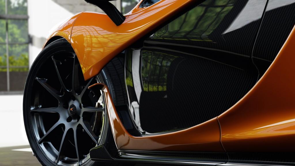 Forza Motorsport 5 sur Xbox One : McLaren P1