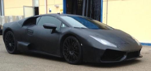 Lamborghini Cabrera 2013 camouflée
