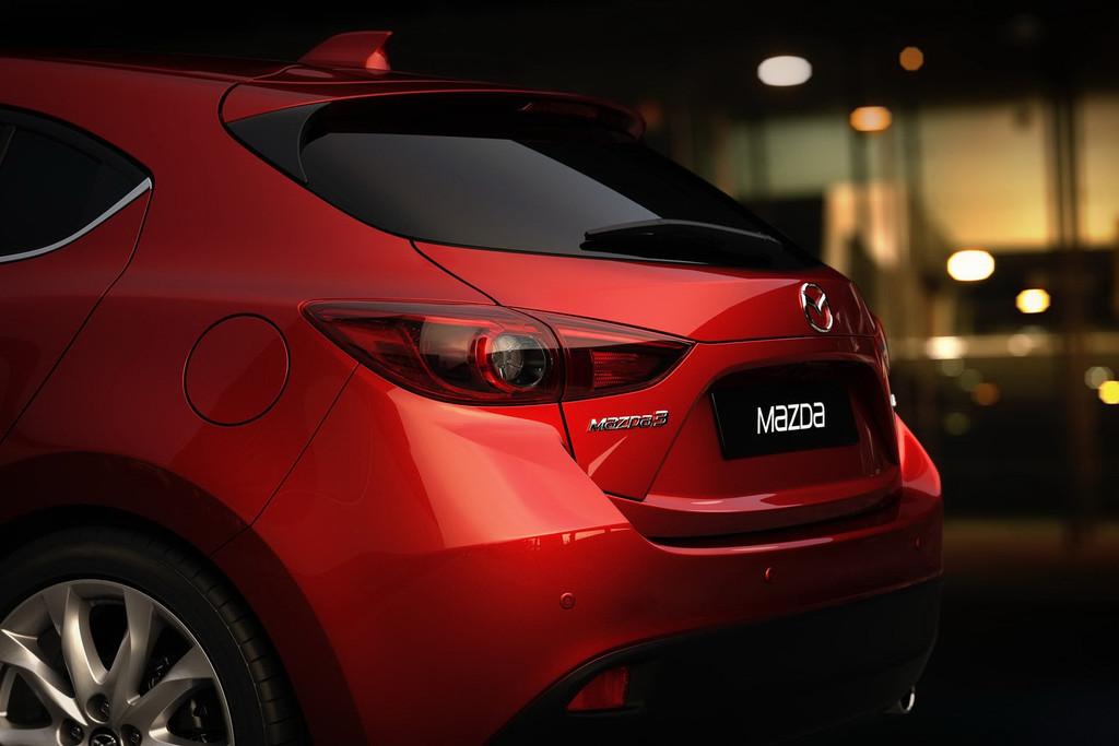 350 litres pour le coffre de la nouvelle Mazda3 2013