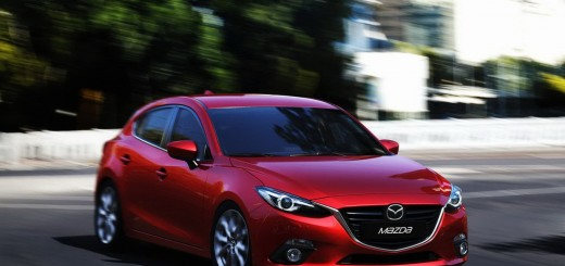 Nouvelle Mazda 3 2013