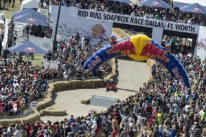 Red Bull caisses à savon : Le 7 juillet 2013