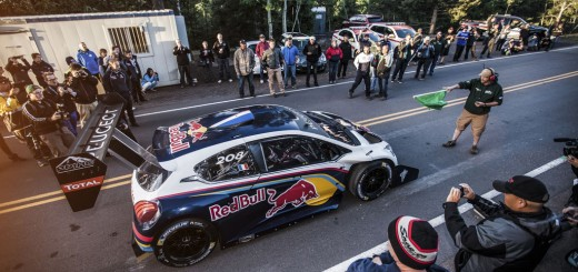Sébastien Loeb domine les qualifications du Pikes Peak 2013