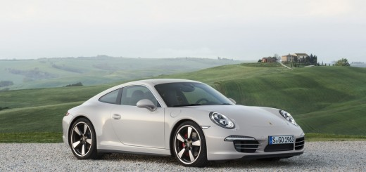 Porsche 911 50e anniversaire 2013