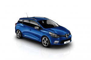 Renault Clio GT 2013 : version break Estate