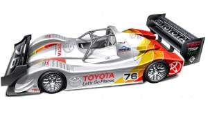 Pikes Peak 2013 : Toyota TMG Ev p002