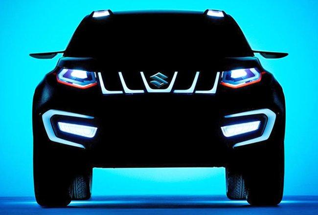 Concept Suzuki iV-4 pour le Salon de Francfort 2013