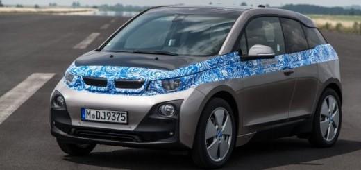 La BMW i3, première voiture toute électrique de la marque