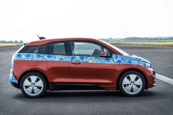 La BMW i3 à partir de 27 990 euros