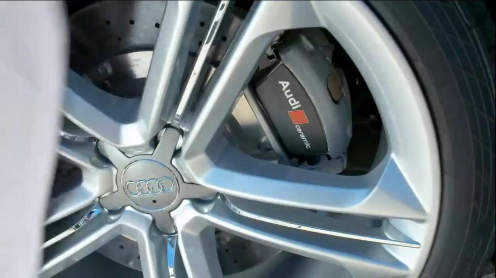 Teaser de la Audi A8 restylée (2013)
