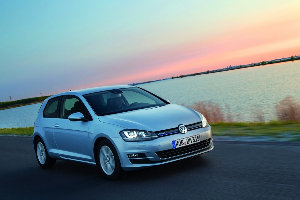 Volkswagen Golf 7 BlueMotion 2013