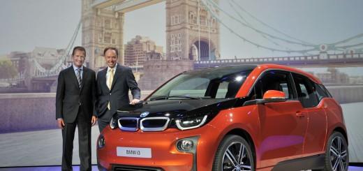 La BMW i3 présentée officiellement le 29 juillet 2013