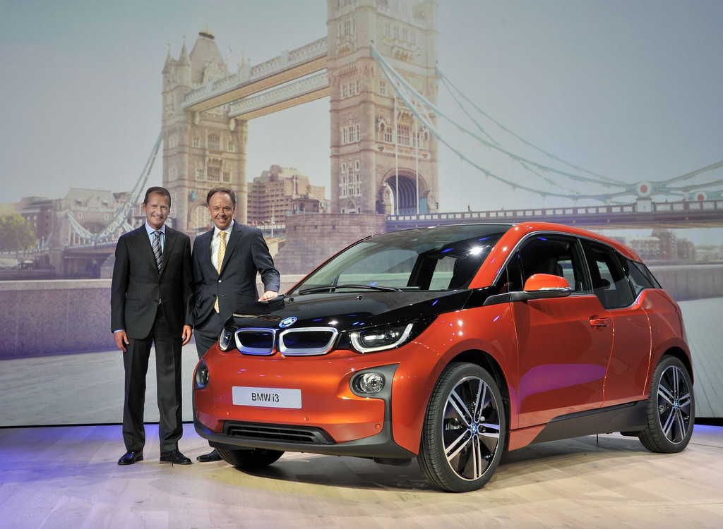 la bmw i3 pr sentation et photos officielles de la citadine lectrique blog auto. Black Bedroom Furniture Sets. Home Design Ideas