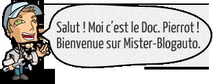 Le Doc Pierrot du blog Mister Auto