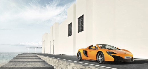 mclaren 650s spider 50 ans goodwood