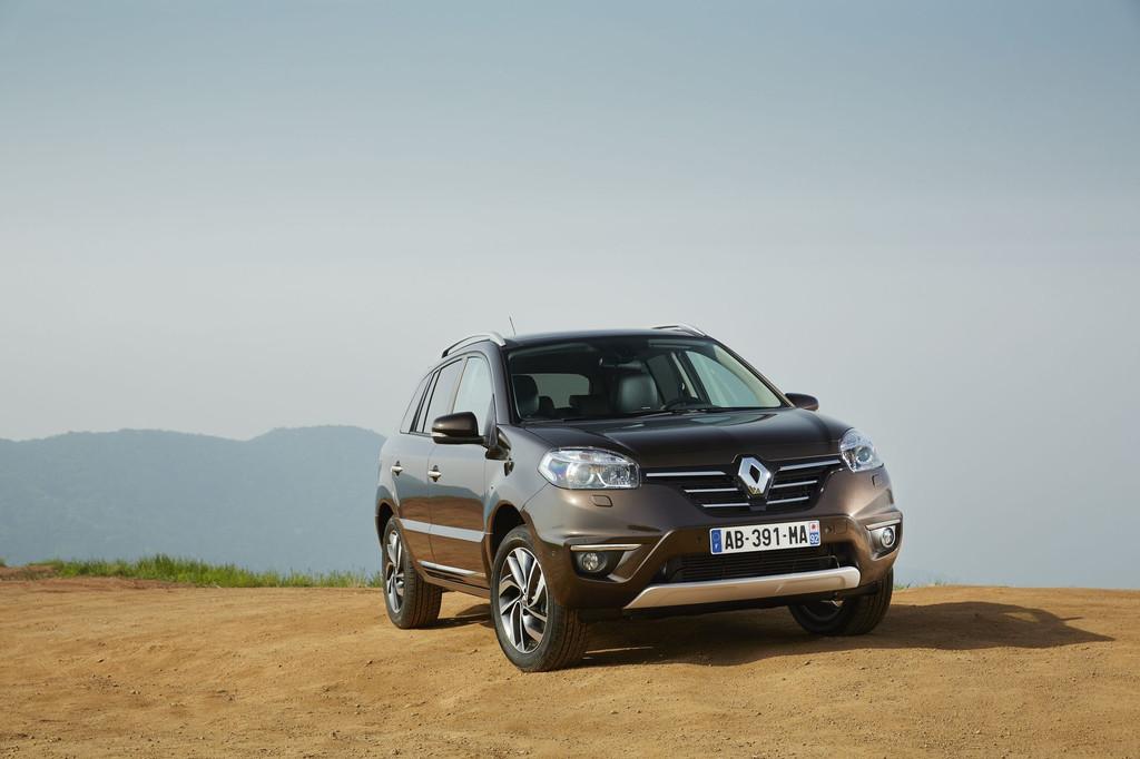 Renault Koles 2013 restylé à partir de 29 650 euros