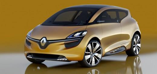 La Renault R-Space Concept 2011